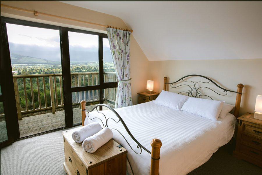 Scandanavian Lodge Bedroom