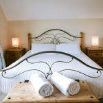 Scandanavian Lodge Bed