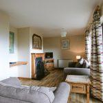 Scandanavian Lodge Living Room