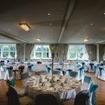 Weddings Ballroom - Aherlow House Hotel