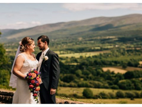 Wedding Aherlow House Hotel Tipperary