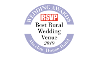 RSVP - Best Rural Wedding Venue 2019